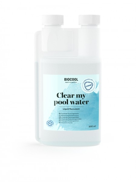 BioCool - Clear my Poolwater Flockungsmittel