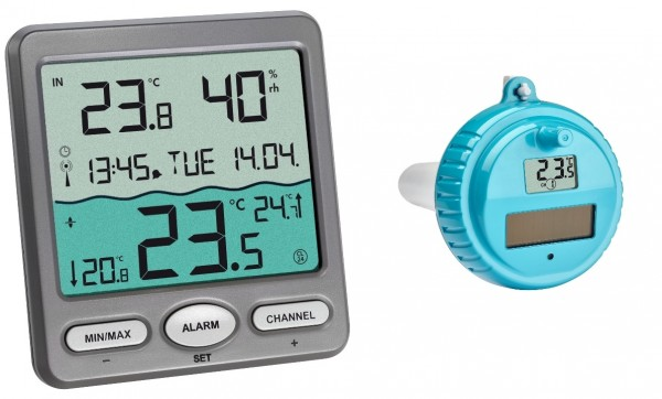 Pool Funkthermometer TFA