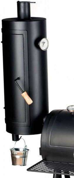 Räucher - und Warmhalteaufsatz für JOE's BBQ Smoker