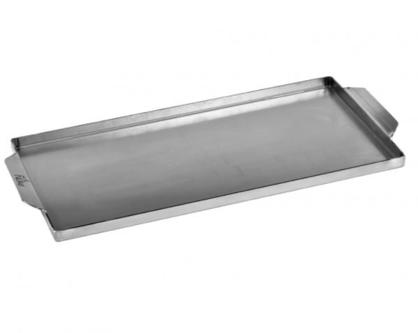 Plancha Grillplatte 25 x 50cm für Delta