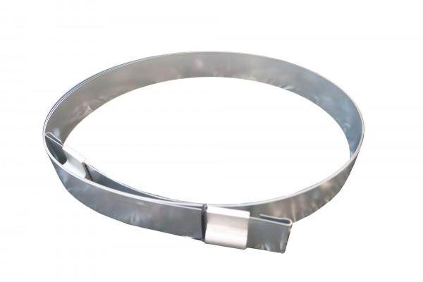 Edelstahl Spannband M=Ø 170cm