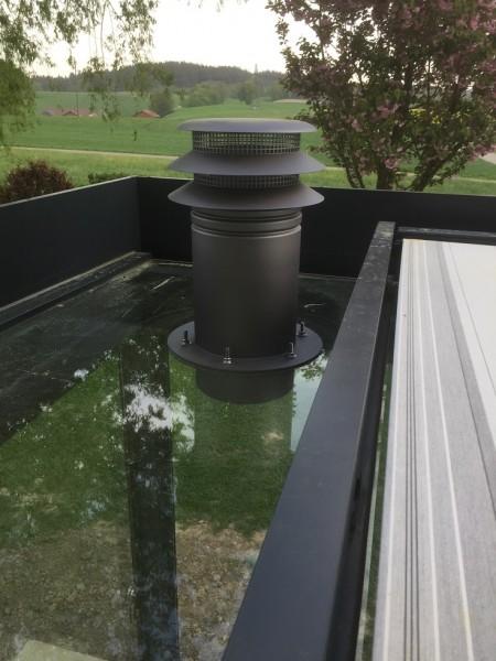HermaPro Dachdurchführung auf Maß