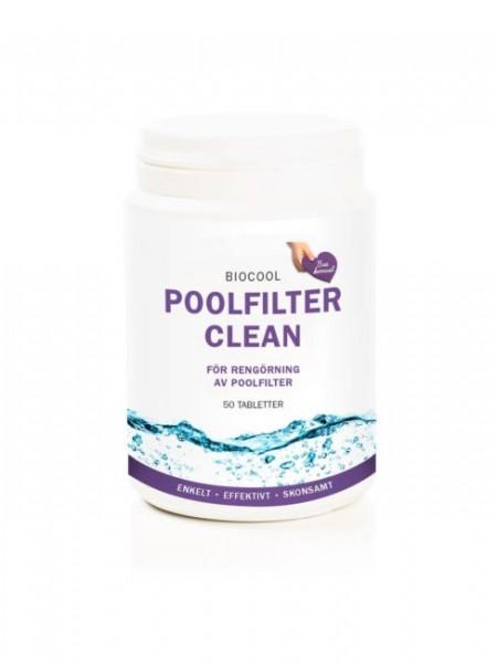 BioCool Filter Clean - Reinigungstabletten
