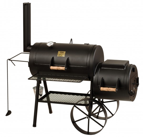 "JOE's BBQ Smoker 16"" Special mit Kochplatte"